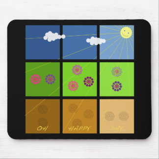 Oh Happy Day! Mouse Pad