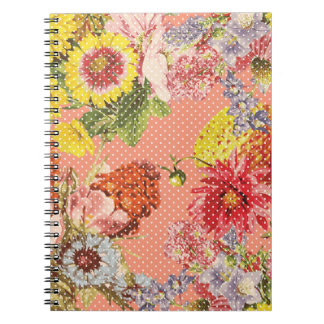 Oh Happy Day! - Pink Spiral Notebook