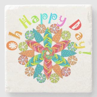 Oh Happy Day! Stone Coaster