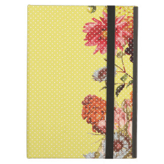 Oh Happy Day! Yellow Cover For iPad Air