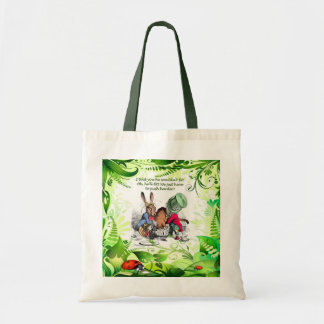 Oh, He'll Fit! 1 Tote Bag