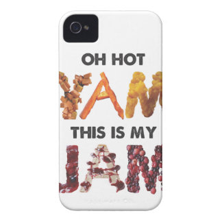 Oh Hot Yam This is My Jam iPhone 4 Case-Mate Cases