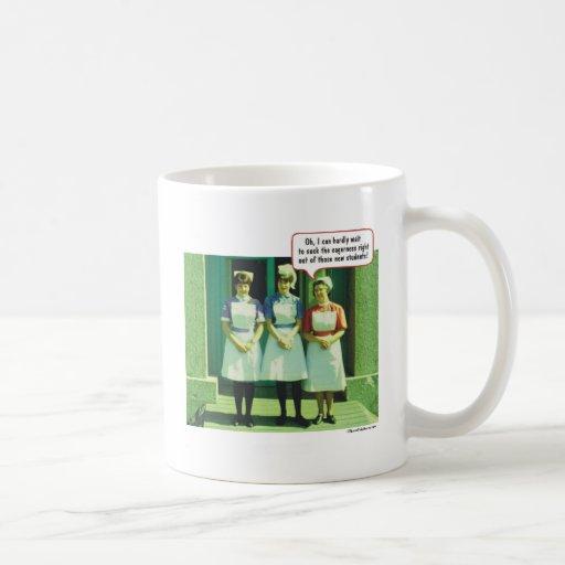 Oh, I can hardly wait! Coffee Mugs