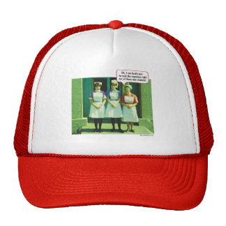 Oh, I can Hardly Wait Mesh Hat