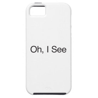 Oh I See iPhone 5 Cases