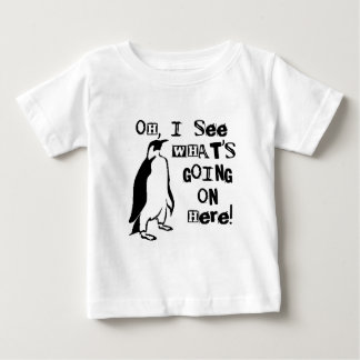 Oh, I See What's Going On  Here Shirts
