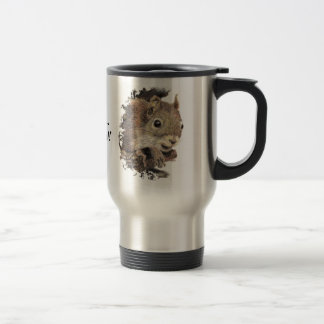 Oh look a squirrel Attention Humor Mugs