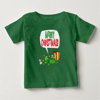 Oh Merry Christmas (Baby) Baby T-Shirt