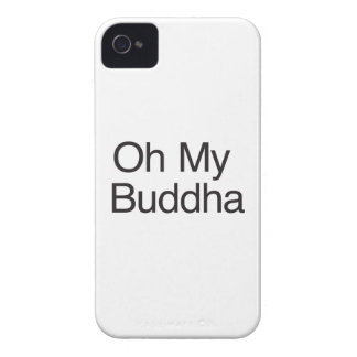 Oh My Buddha iPhone 4 Covers