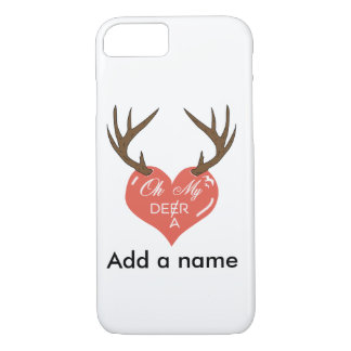 Oh My Dear! iPhone 7 Case