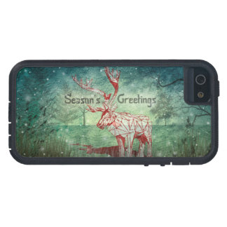 Oh My Deer~ Merry Christmas! | iPhone 5/5S Cases
