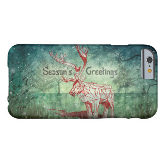 Oh My Deer~ Merry Christmas! | iPhone 6/Plus Cases Barely There iPhone 6 Case