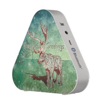 Oh My Deer~ Merry Christmas!   portable speaker