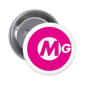 Oh My God! 6 Cm Round Badge