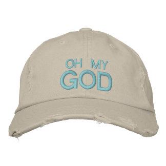 OH MY GOD - Customizable Baseball Cap