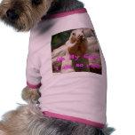 Oh My Gosh! I am so cute! Pet T-shirt