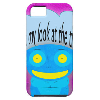 Oh my look at the time! iPhone 5 cover