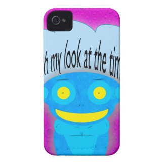 Oh my look at the time! iPhone 4 cases