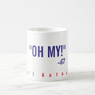 """""""Oh My!"""" Mug"""
