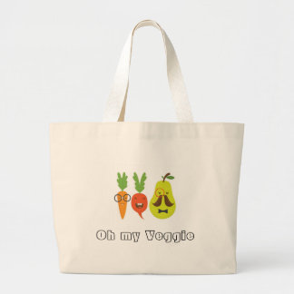 Oh my Veggie! The Bag for Vegans and Vegetarians!
