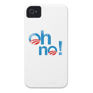 Oh No Faded.png iPhone 4 Case