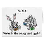 Oh No! Greeting Cards