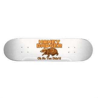 Oh No Honey Badger Skate Decks