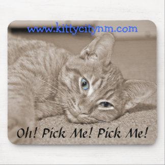 Oh! Pick Me! Pick Me! Mouse Pad