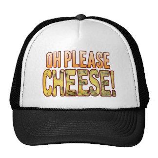 Oh Please Blue Cheese Cap