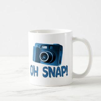 Oh Snap Camera Coffee Mug