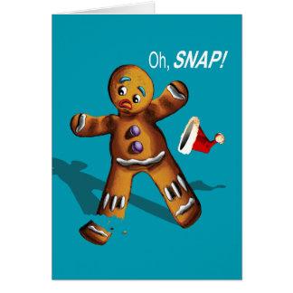Oh, Snap! Card