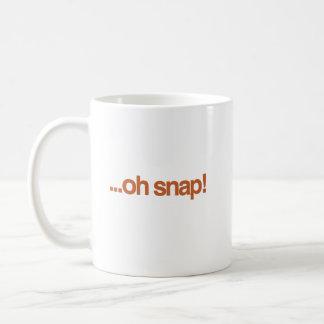 Oh Snap! Coffee Mug