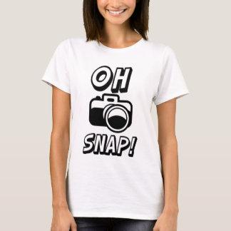 Oh Snap T shirt