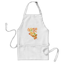 Oh So Groovy! Standard Apron