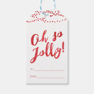 Oh So Jolly by The Spotted Olive Holiday