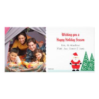 Oh So Jolly - Photo Holiday Card Photo Greeting Card
