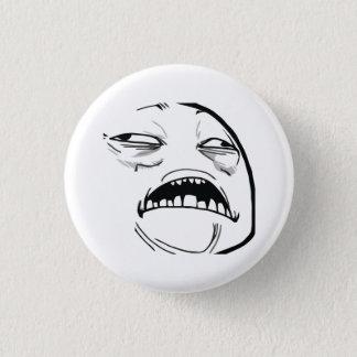 Oh Sweet Jesus Thats Good Rage Face Meme 3 Cm Round Badge