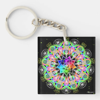 Oh, the Possibilities!/Inner Strength Key Ring