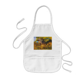 Oh there you are kids apron