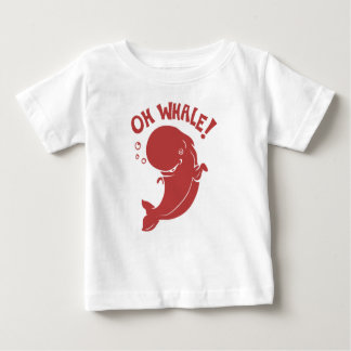 Oh Whale Baby T-Shirt