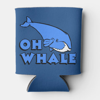 Oh Whale Can Cooler