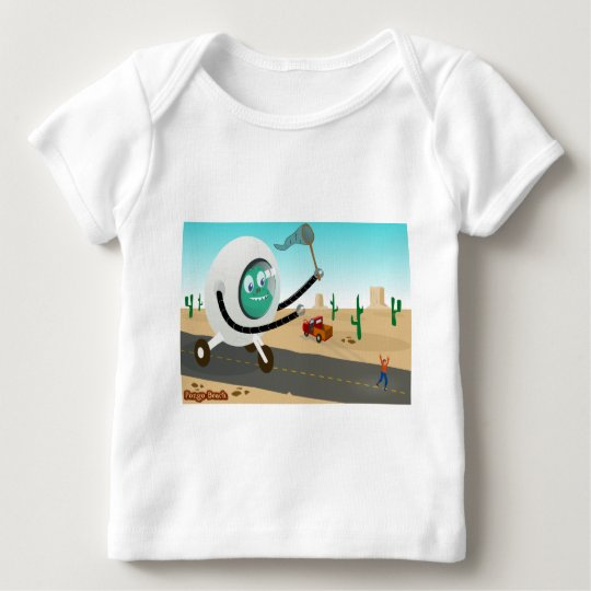 Oh! What Beautiful Specimen! Baby T-Shirt