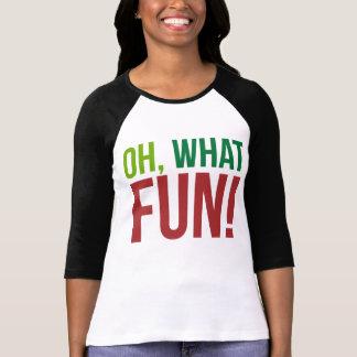 Oh, What Fun! T-Shirt
