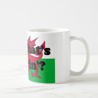 'Oh, what's occurin'?' Coffee Mugs