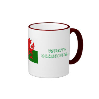 Oh!, Whats Occuring!... Mugs