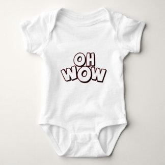 Oh Wow Baby Bodysuit