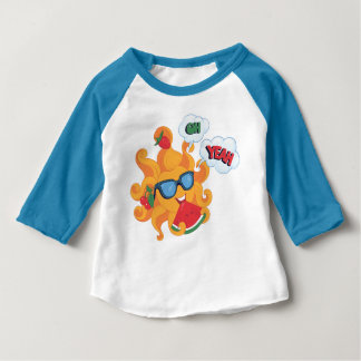 Oh! Yeah! it's summer Baby T-Shirt