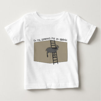 Oh You, LadderGoat , You so Random Baby T-Shirt