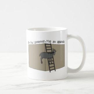 Oh YOU Laddergoat-You SO Random Coffee Mug