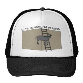 Oh You LadderGoat You so Random Mesh Hats